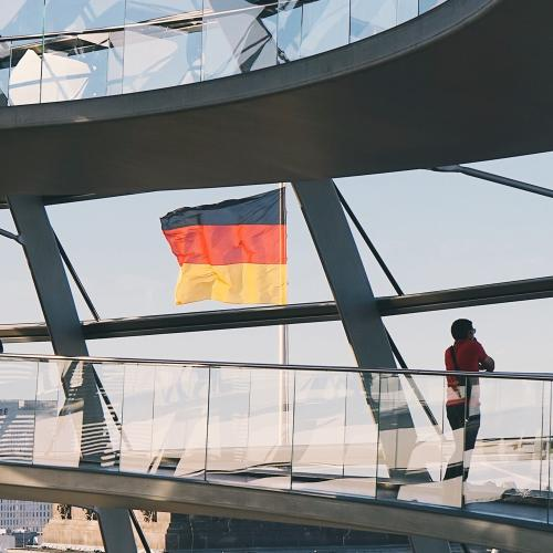 Germany narrowly escapes recession